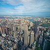 east side of Manhattan from WTC