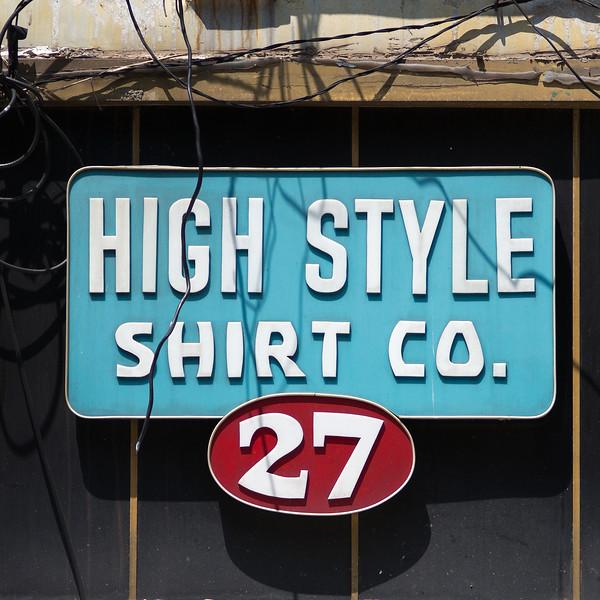 High Style Shirt Co