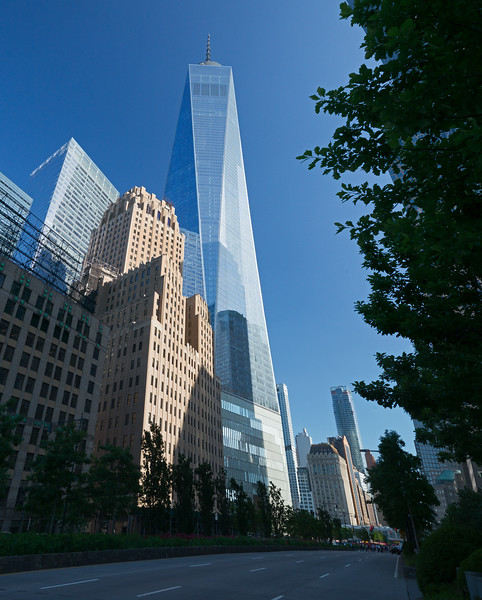WTC from West St