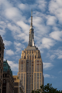 beautiful Empire State Building