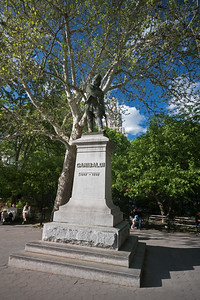 Garibarldi Statue Washington Square