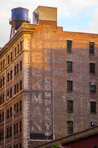 Beekman Paper Company Inc ghost sign