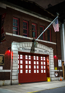 Engine 205 H&L 118 Fire Station Brooklyn