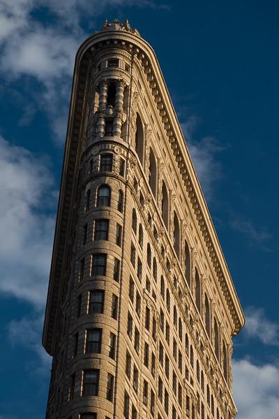 details Flatiron Building