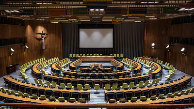 UN Trusteeship Council Chamber