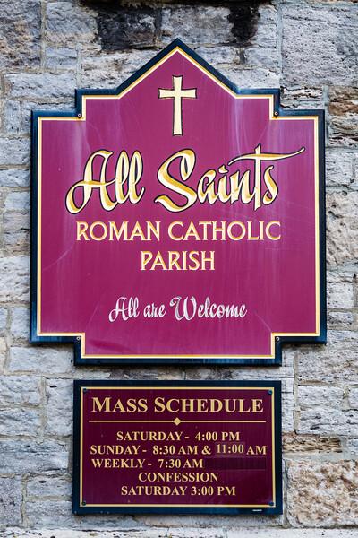 All Saints Roman Catholic Parish
