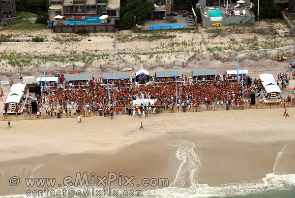 Ascension Beach Party - The Pines, Fire Island, 2007 - img. 1 of 12.