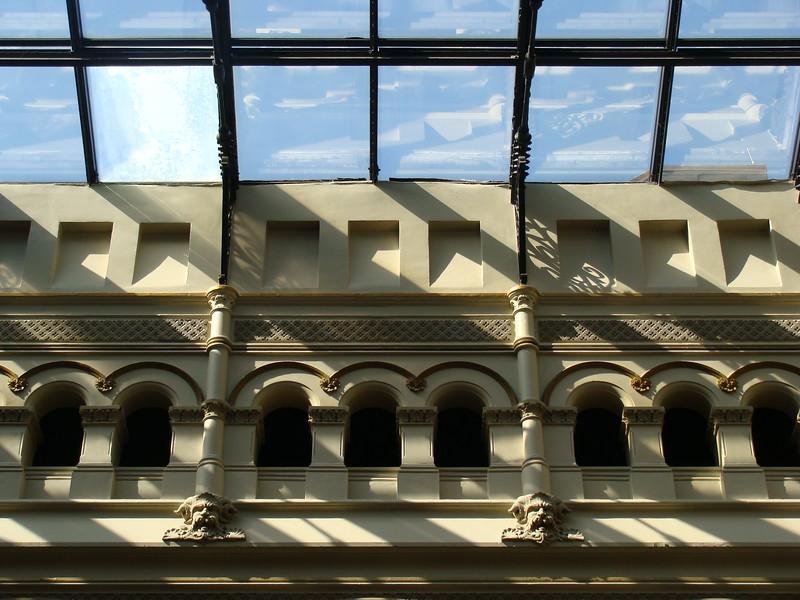 City Hall Atrium Skylight