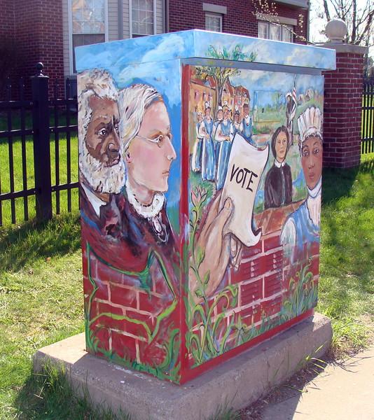 Susan B. Anthony Neighborhood