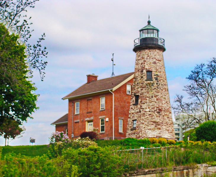 Historic Charlotte Lighthouse