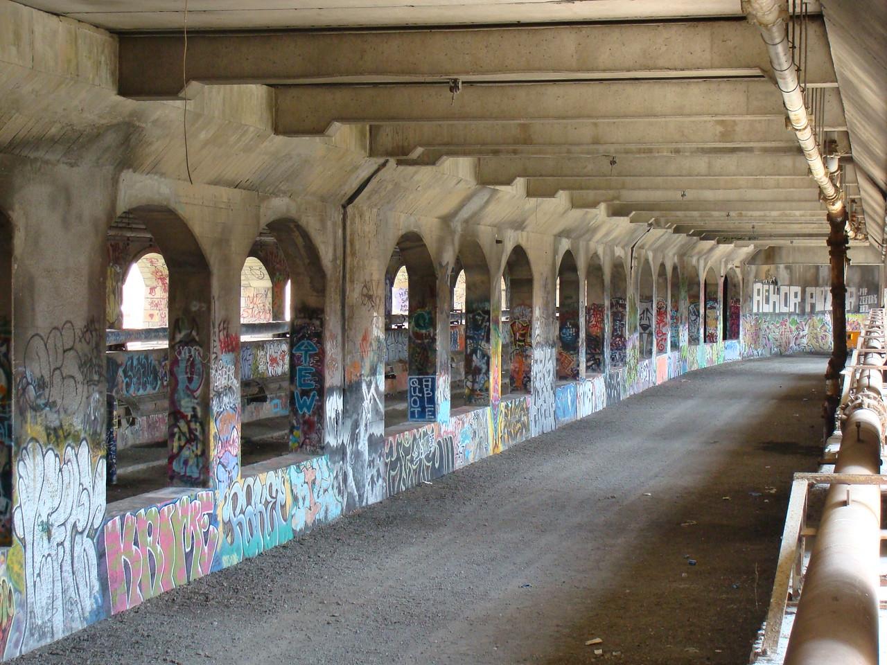 Abandoned Aqueduct