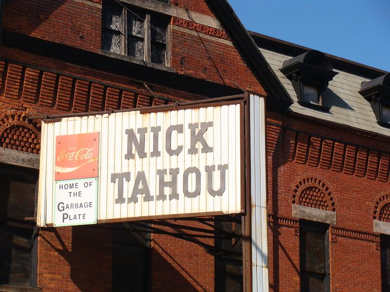 Nick Tahou's Restaurant