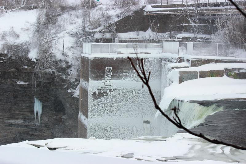 Niagara Escarpment Waterfall