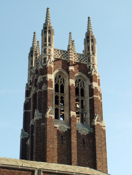 Colgate Rochester Crozer Divinity School Tower