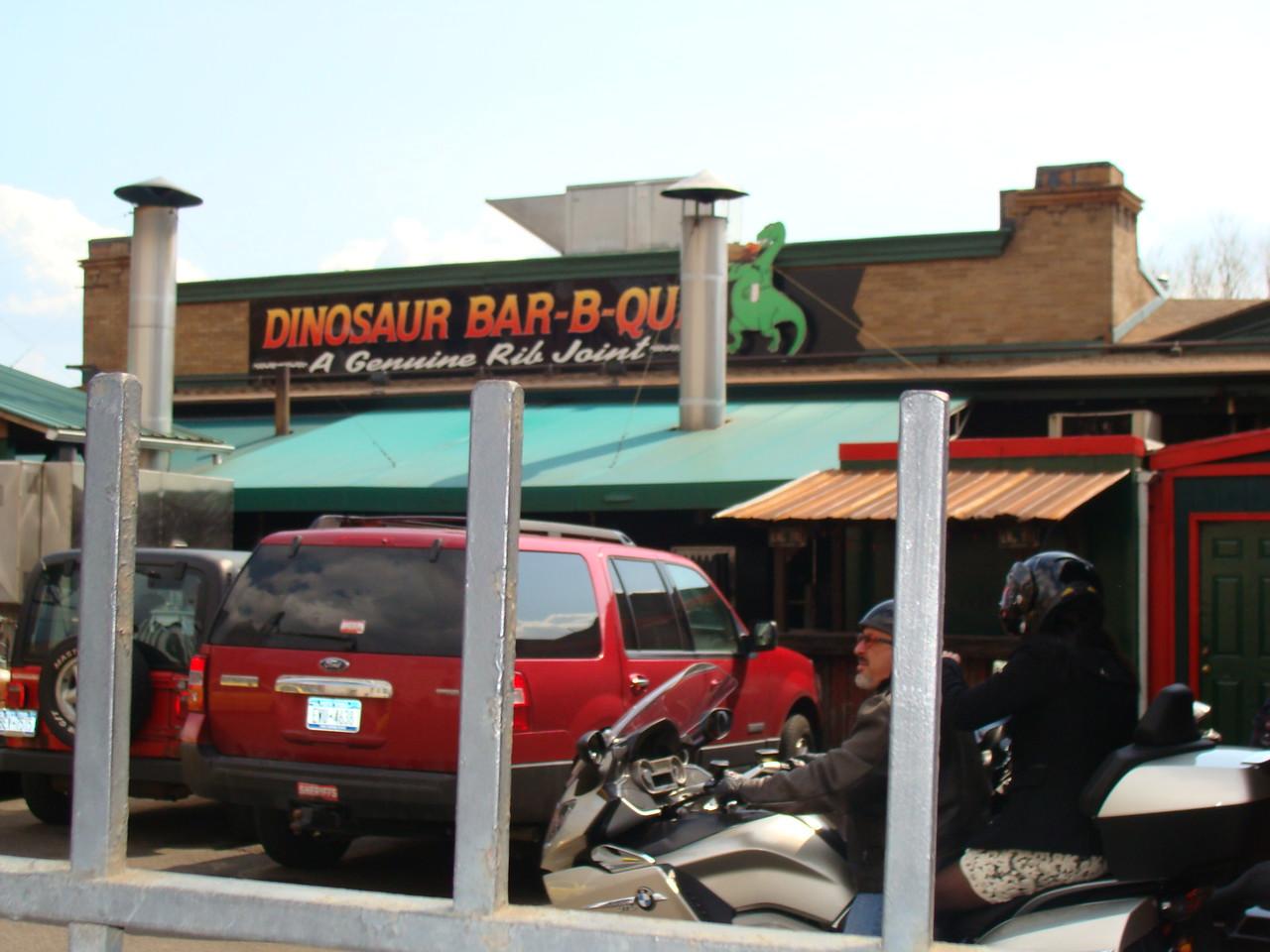 Dinosaur Bar-B-Que Restaurant