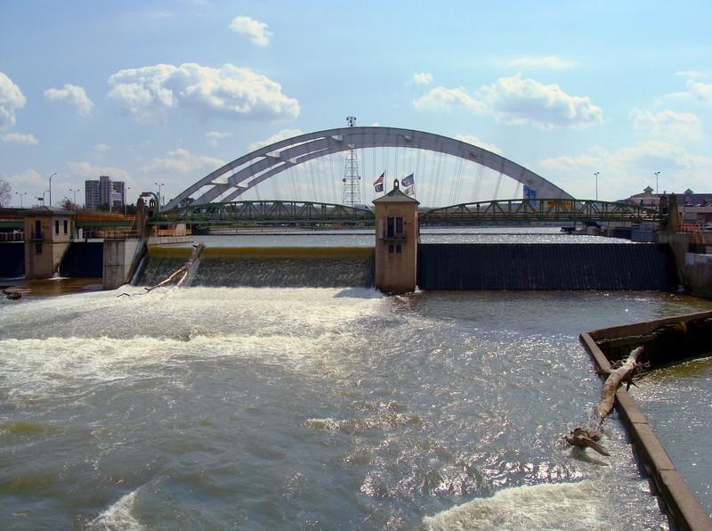 Bridges over the Genesee