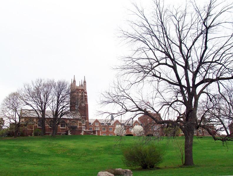 Colgate Rochester Crozer Divinity School Campus