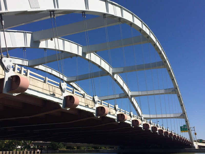 Susan B. Anthony - Frederick Douglass Bridge