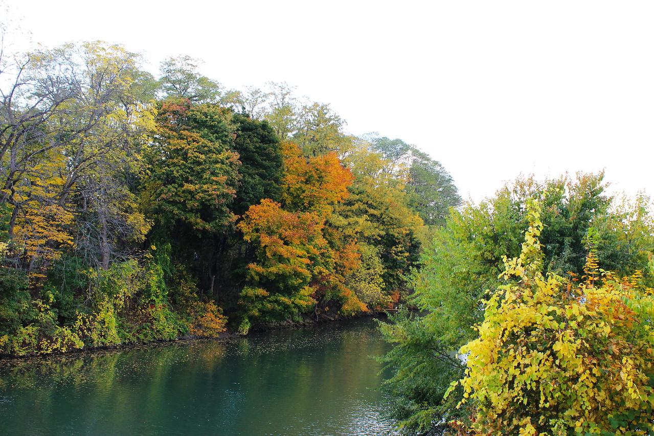 Autumn on the Erie Canal