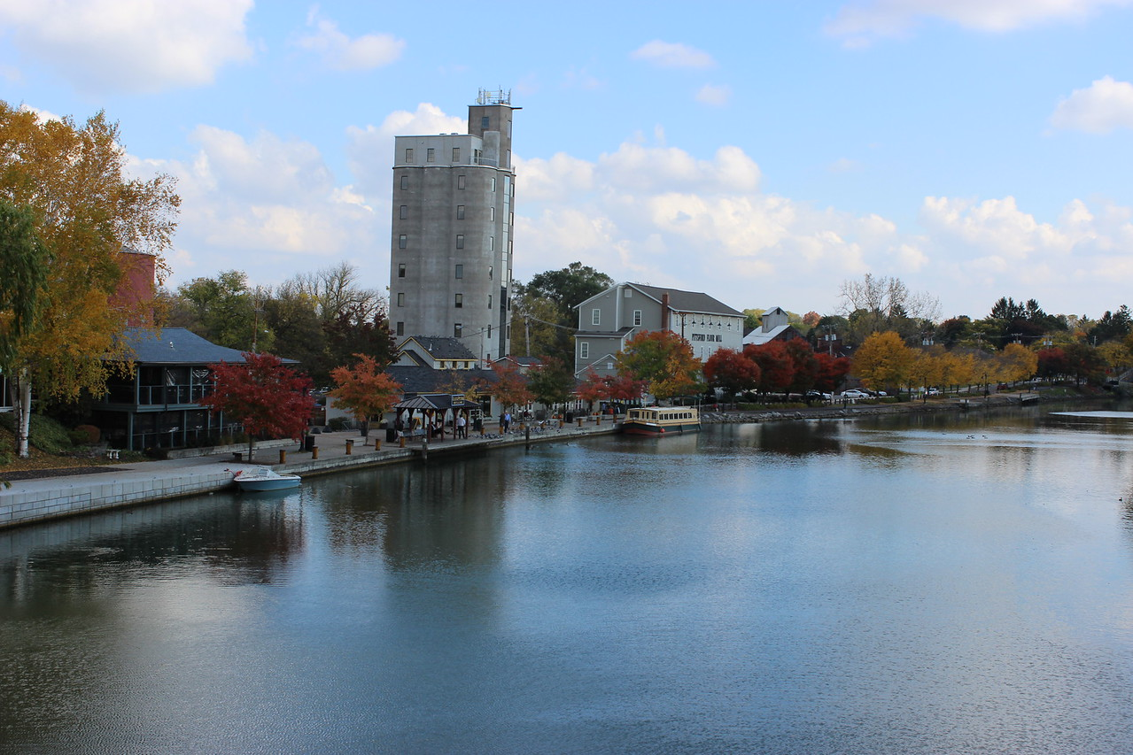 Schoen Place on the Erie Canal