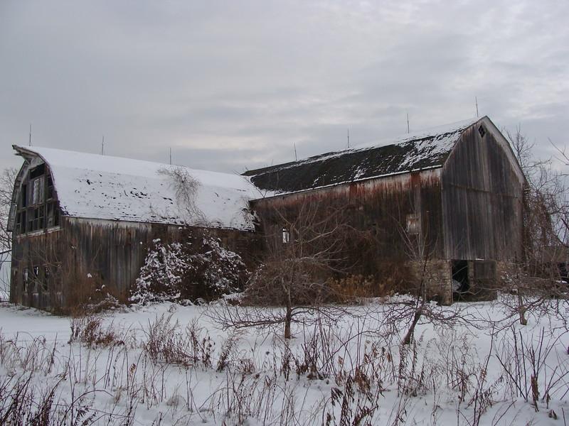 Schutt's Barn