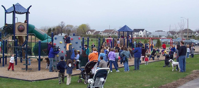 Buckland Park Playground
