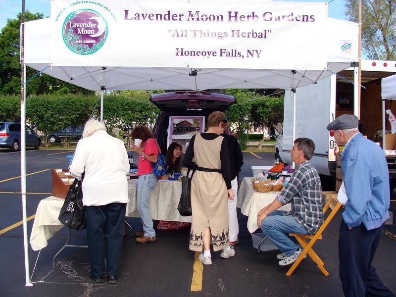 Lavender Moon Herb Garden