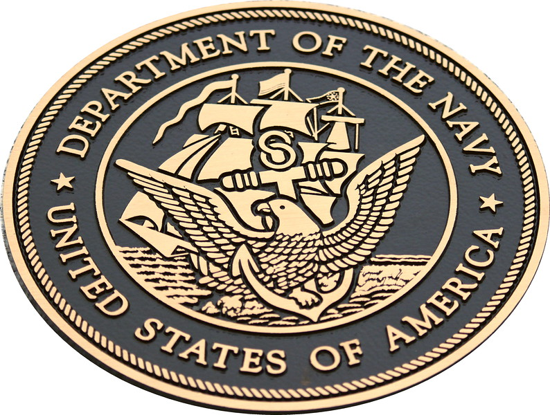 Seal of the Department of Navy