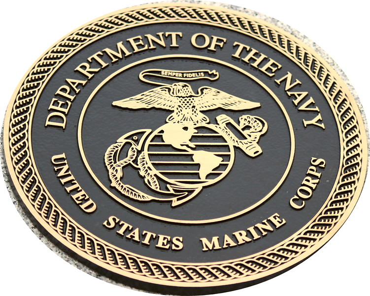 Seal of the Department of the Navy Marine Corps