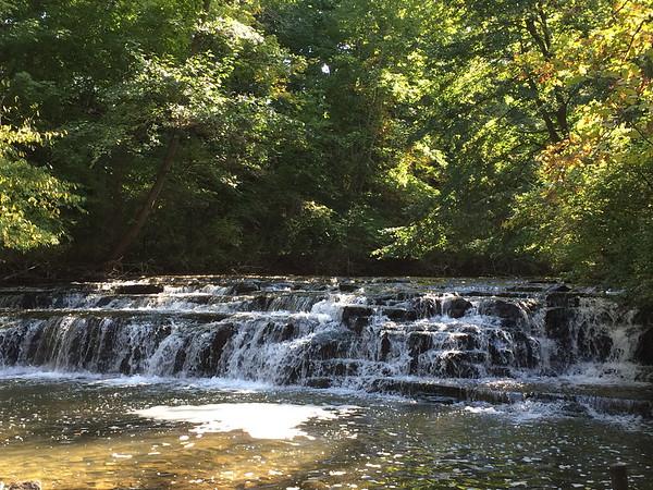 Allens Creek Waterfall