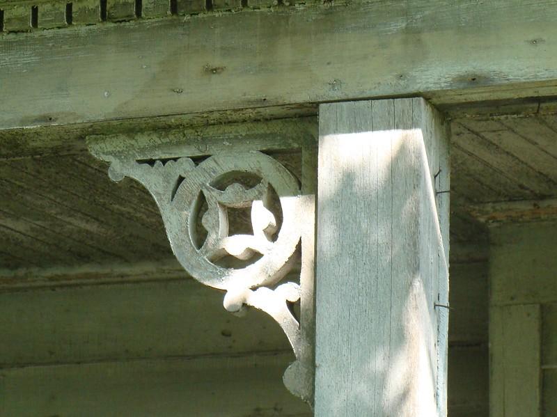Decorative Front Porch Element