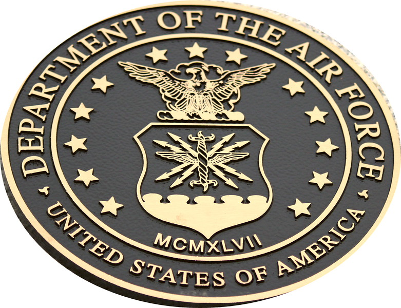 Seal of the Department of the Air Force