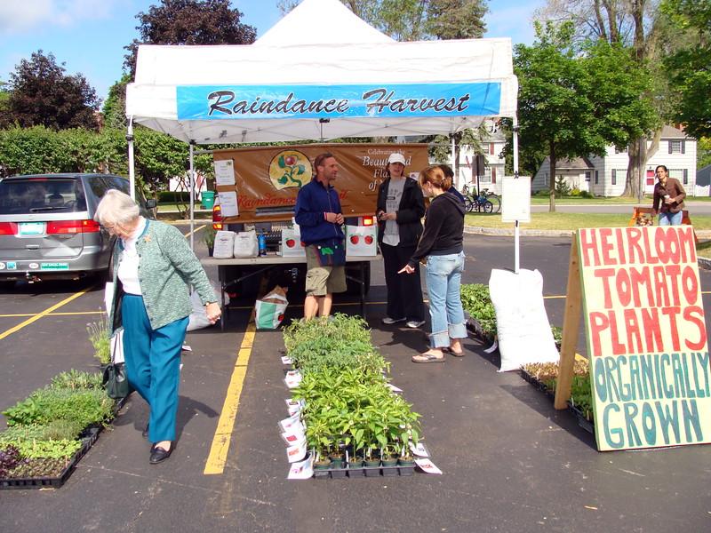 Raindance Harvest