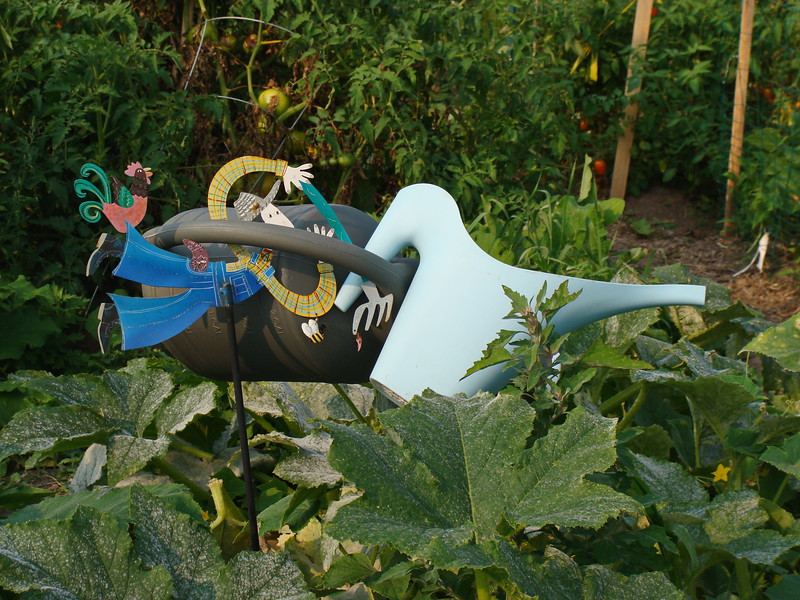 Farmer Garden Decoration