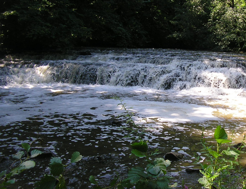 Corbett's Glen Waterfall