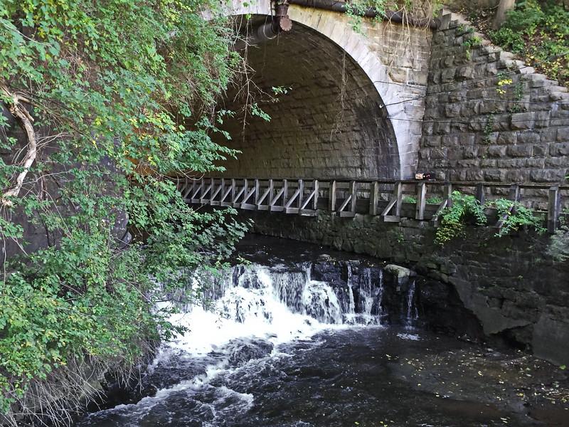 Railroad Bridge over Allens Creek