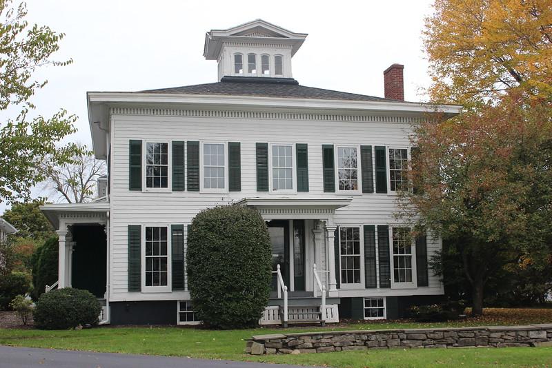Warrant House