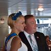 Denise Manukian, 2011 Steuben Parade Queen and NYC Councilman Dan Halloran