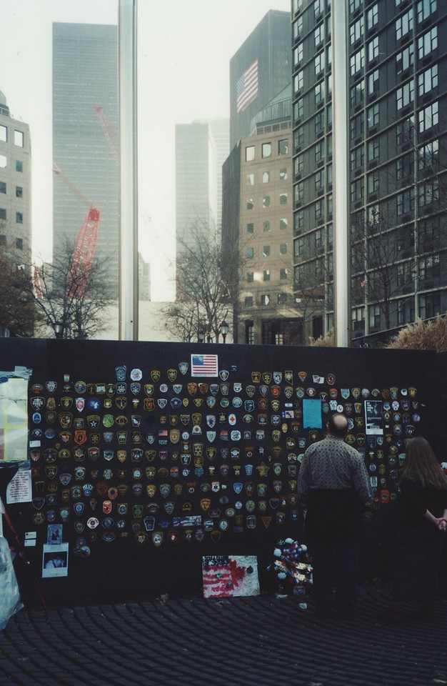 Ground Zero: One Week Later 20