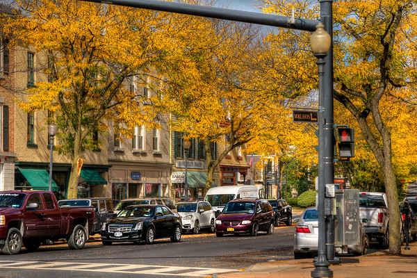 Downtown Skaneateles, NY