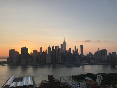 Sunsets 2018
