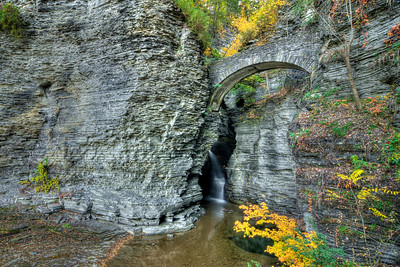 Main Entrance at Watkins Glen State Park