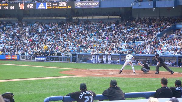 Yankees game 2006
