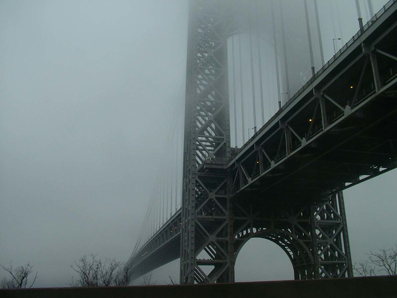 George Washington Bridge - NY