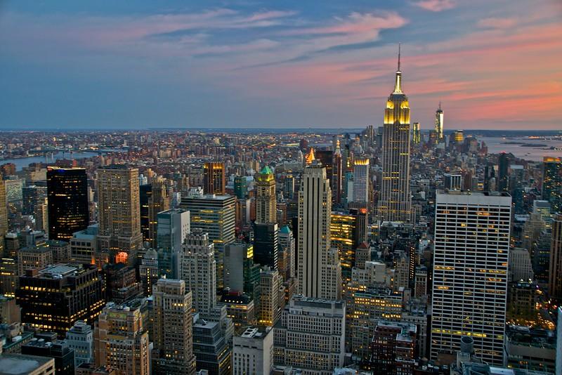 New York, US