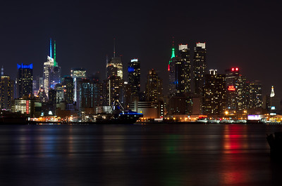 The New York Skyline