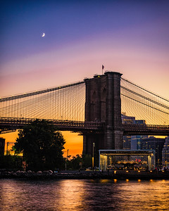 Brooklyn Bridge Park Carousel