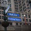 Pershing Square ~ corner of East 42nd St and Park Ave