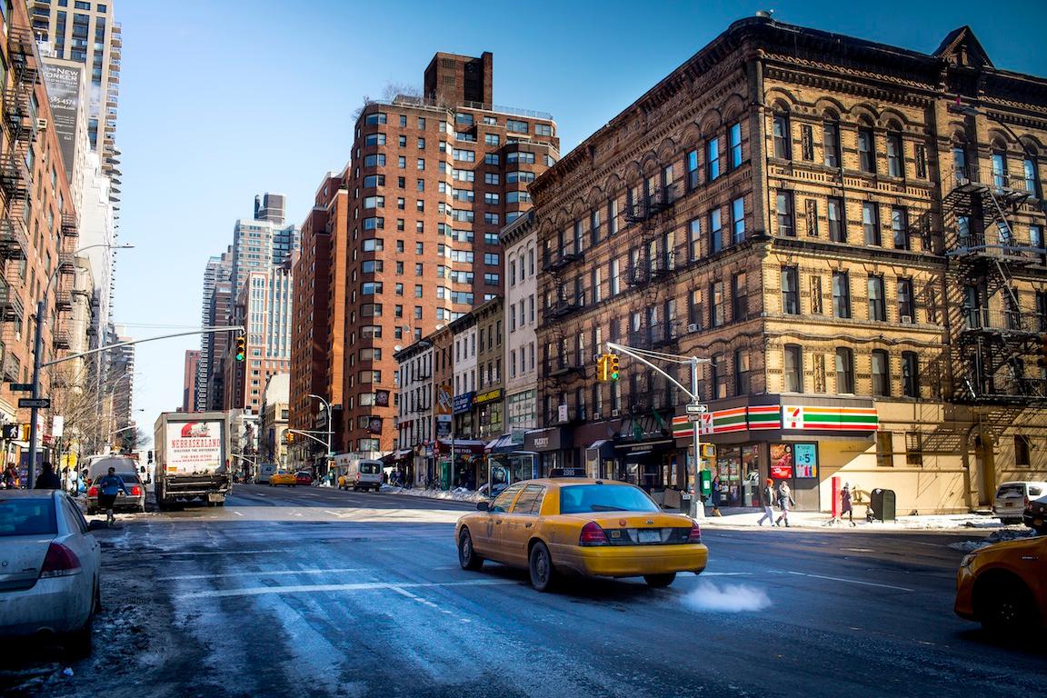 3rd Avenue, 83rd Street Manhattan