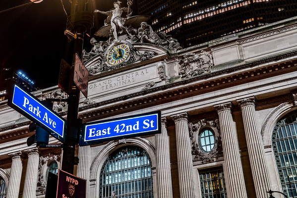 Intersection at Grand Central